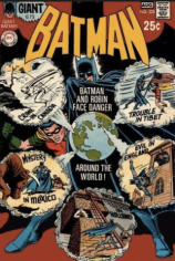 Batman #223 Aug 1, 1970