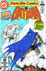 Batman #522 Jan, 1983