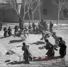 "From ""Attire of Tibetan Men During Republican Era Tibet"""